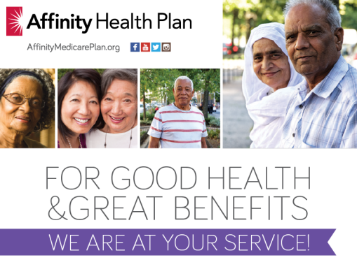 Medicare Member Outreach Postcard