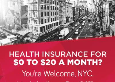 Essential Plan NY Post Full Page Ad