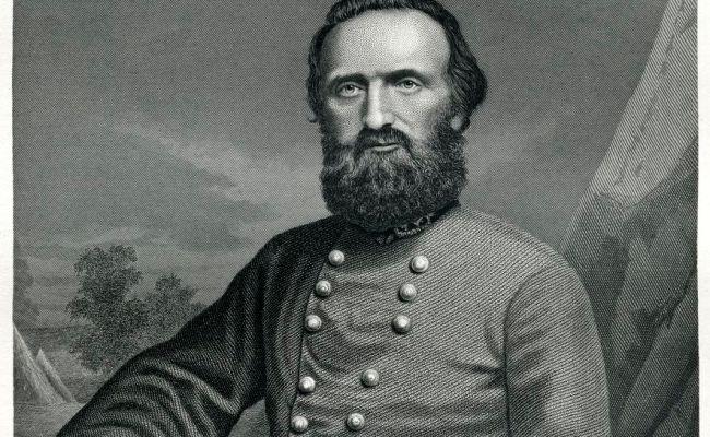 Stonewall Jackson Biographer Says Take Down The