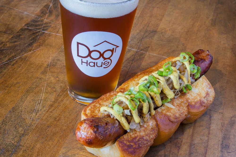 Dog Haus is bringing back its Oktoberwurst at Dog Haus locations nationwide from Sept. 19 through Oct. 31, 2020.