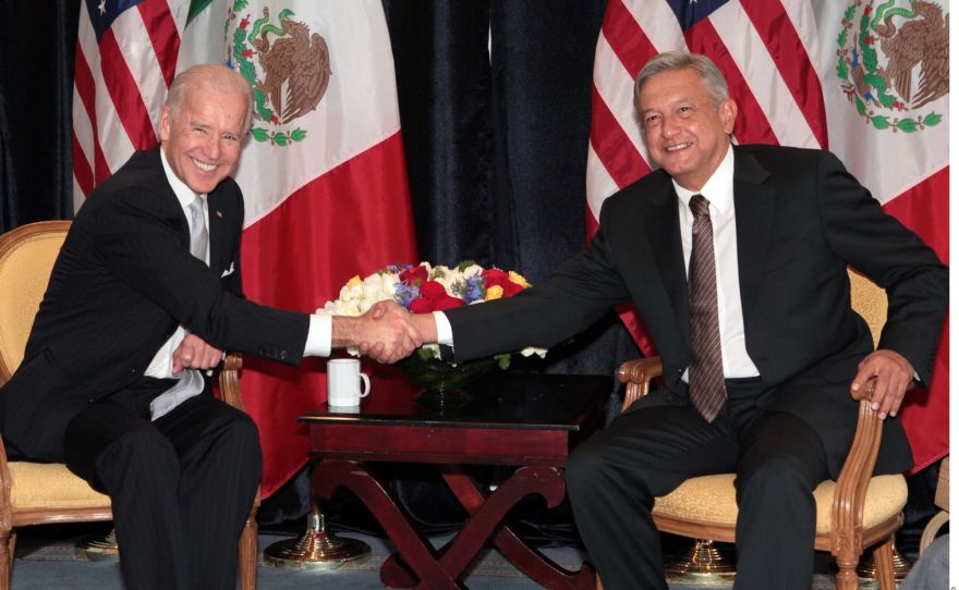 Planean reunión entre Biden y López Obrador en septiembre en México