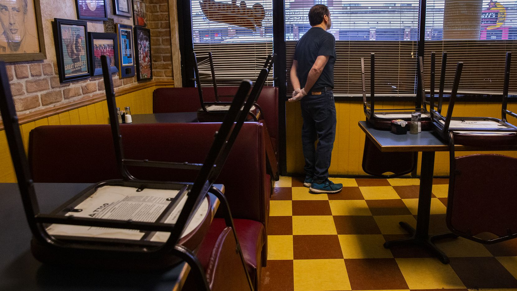 Dallas bars and dine-in restaurants forced to close because of ...