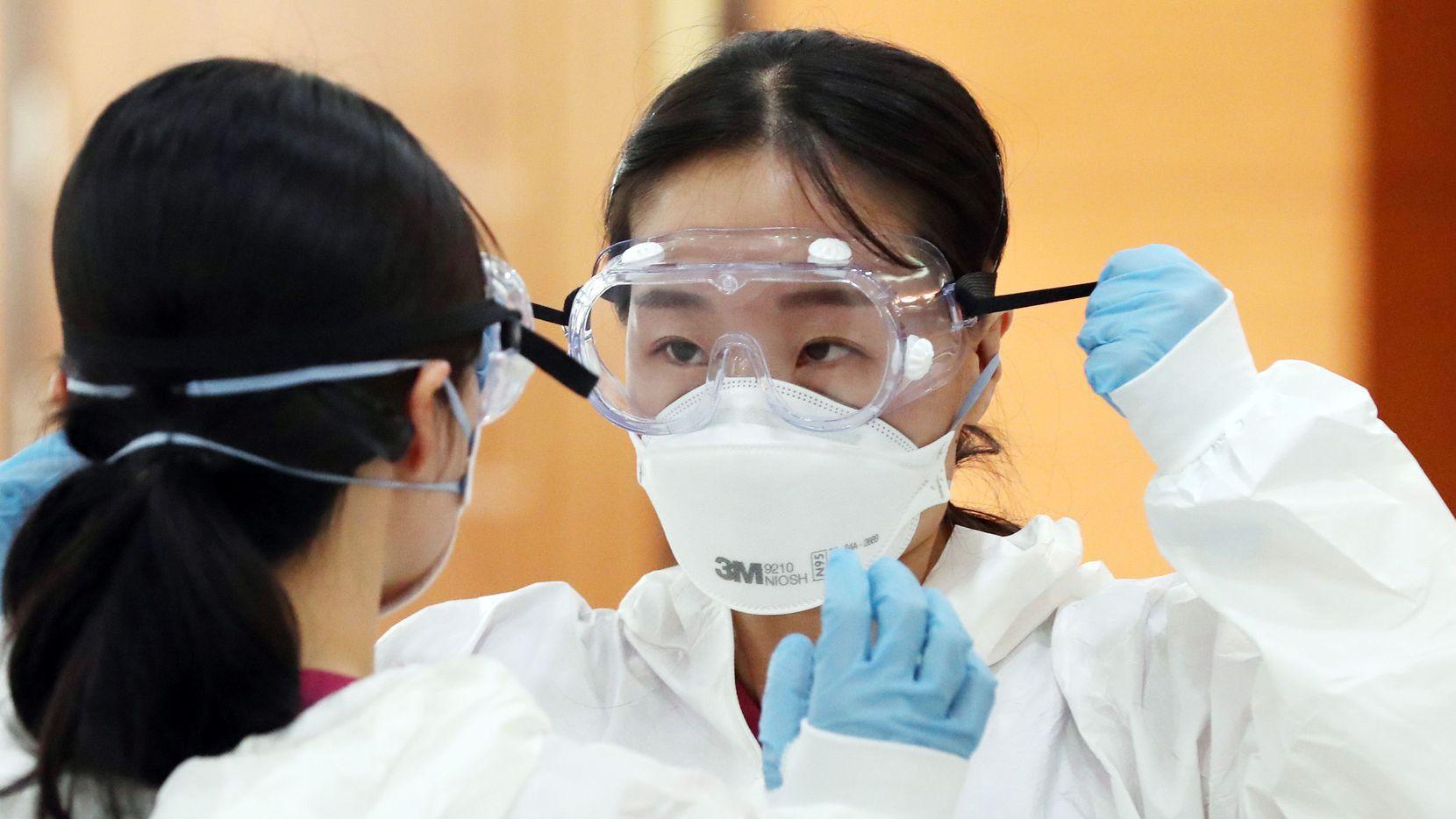 Dallas is ready for coronavirus, health experts say