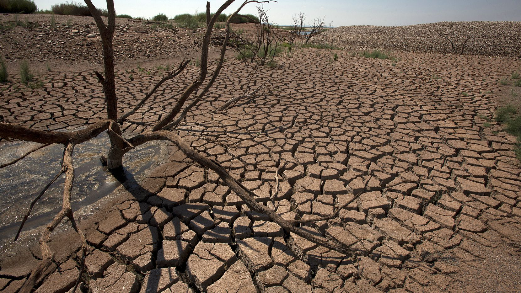 Study predicts more extreme weather like 2011 Texas drought, thanks to  global warming