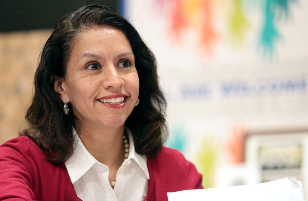 Liz Cedillo-Pereira es jefa de Equidad e Inclusión en la Ciudad de Dallas.