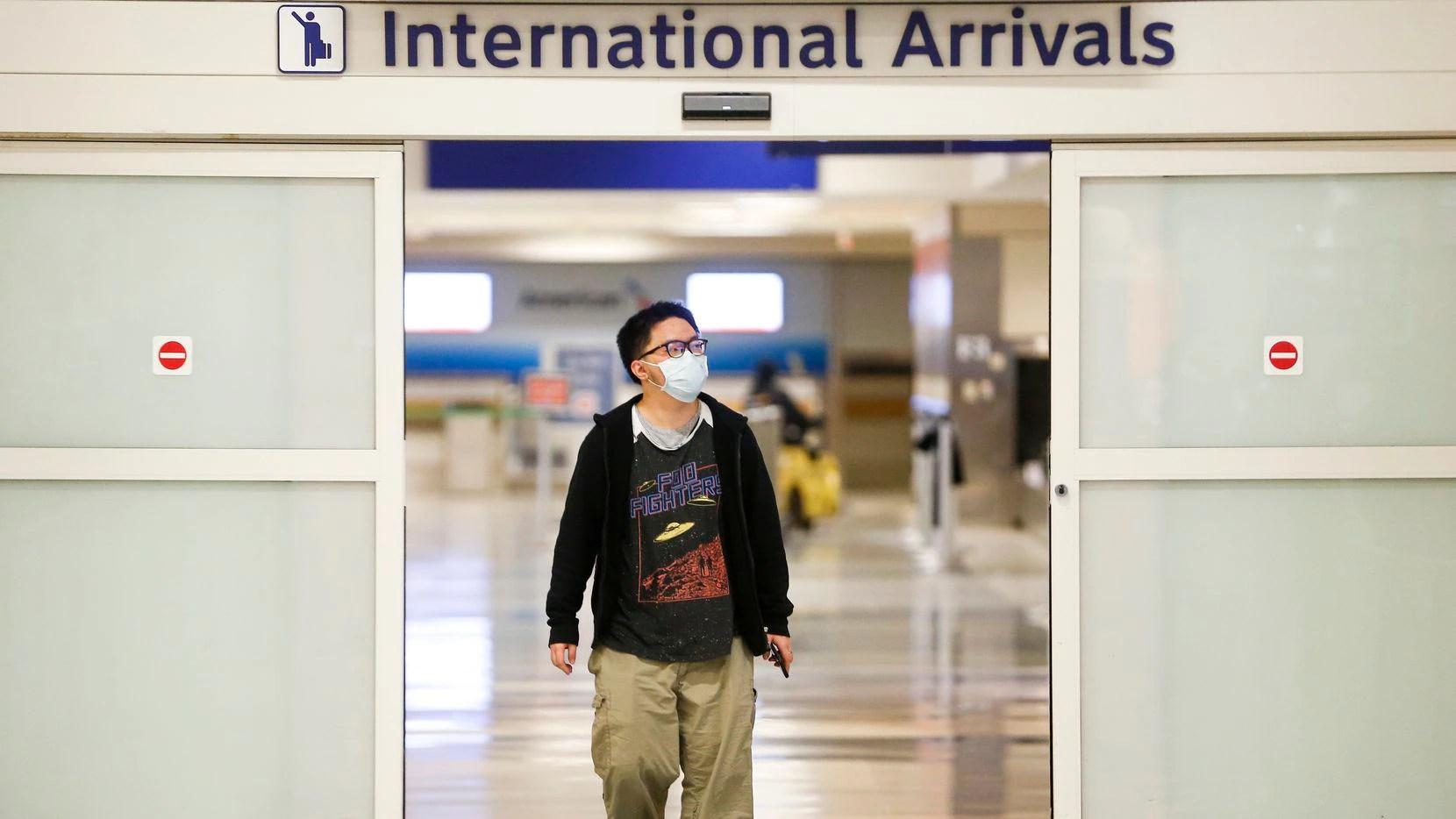 Stepped-up coronavirus screening to start at DFW Airport