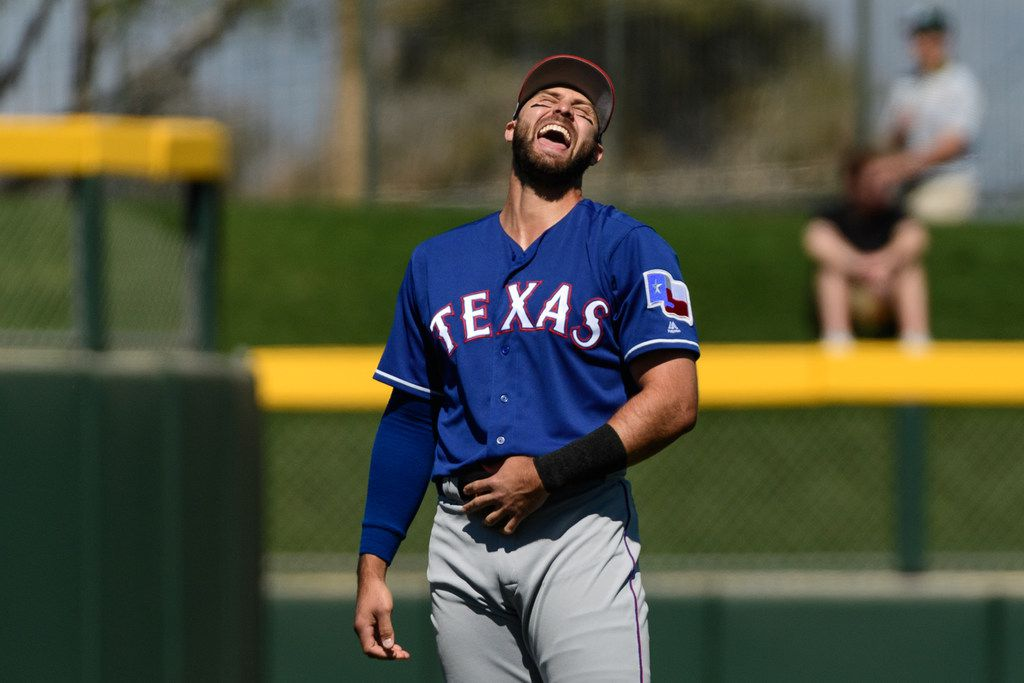 Identifying Joey Gallo's ideal position; the odds Mike Minor finishes the season with Rangers
