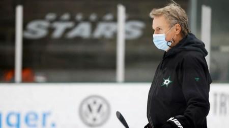 Dallas Stars' and Mavericks' Positive Coronavirus Tests Remind Us the Plague Isn't Going Away Any Time Soon