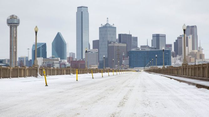 Image result for Houston snowstorm 2021