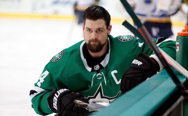 Stars Jamie Benn Has Found Some Extra Jump In His