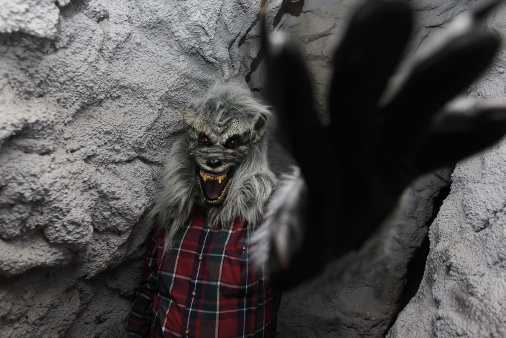 Thrillvania Haunted House Park in Terrell includes the World Famous Haunted Verdun Manor, Cassandra's House of Clowns and Sam Hain's Trail of Torment.
