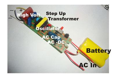Mosquito Swatter Electronics Hobby