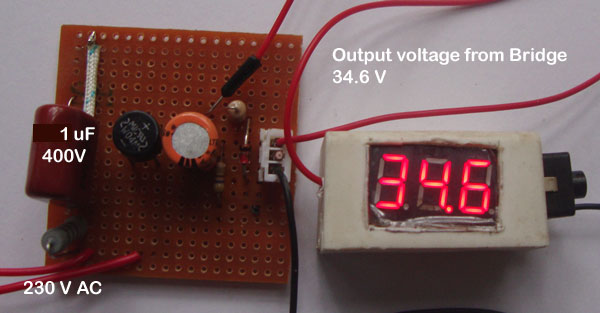 Thoughts On High Current Transformerless Power Supply Circuit