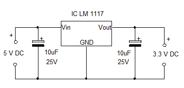 LM 1117 Fixed Voltage Regulator. Component Guide 6