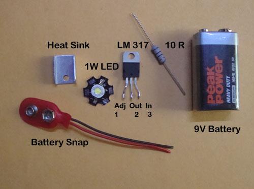 10 Watt Led Driver Circuit