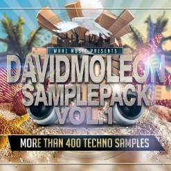 David Moleon - Sample Pack Vol.1