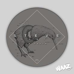 Steve Conelli - La Festa / Waaz Music 025