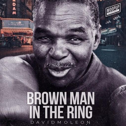 David Moleon Brown Man in the Ring