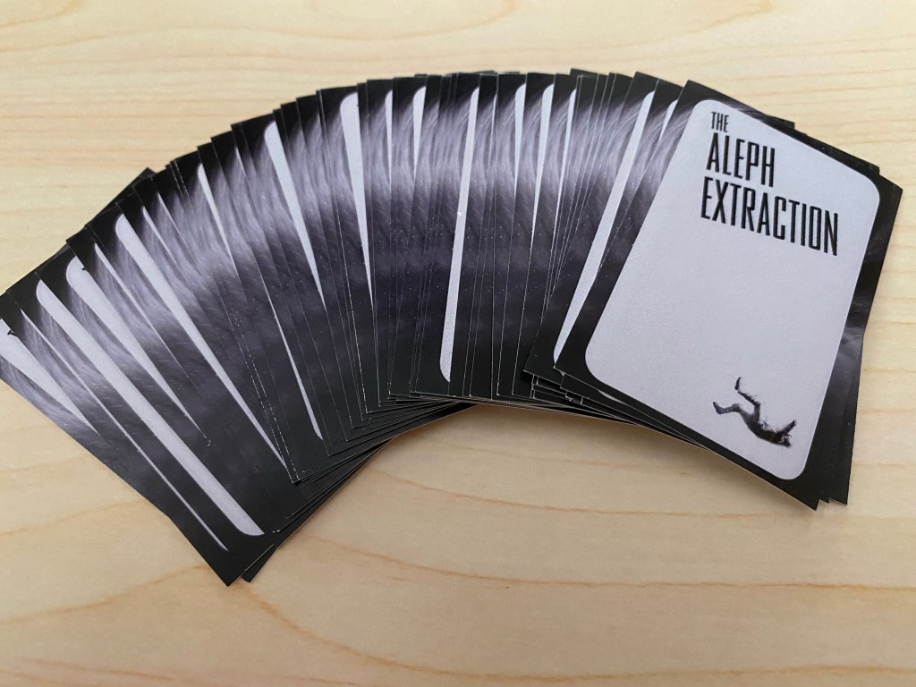 Aleph Extraction Bookplates