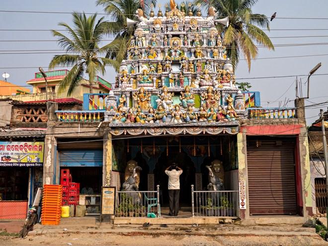 Hindu temple, Jaleswar