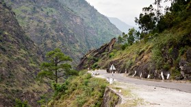 Rampur to Jeori Road