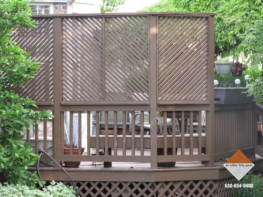 dm outdoor living spaces