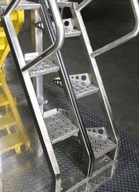 Lapeyre Stair - Alternating Tread Stair