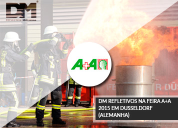 DM REFLETIVOS NA FEIRA A+A