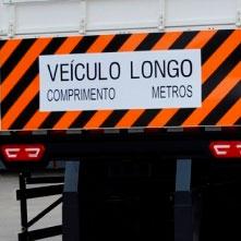 Faixa Veículo Longo