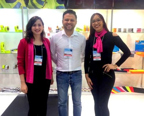 Deborah Parra, Thiago e Jéssica Verena