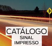 Catálogo Sinal Impresso