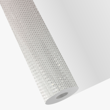 Branca [5601] - Película Refletiva Grau Engenharia Prismático