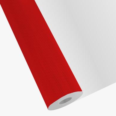 Película Refletiva Vermelha Grau Platinum – Tipo X