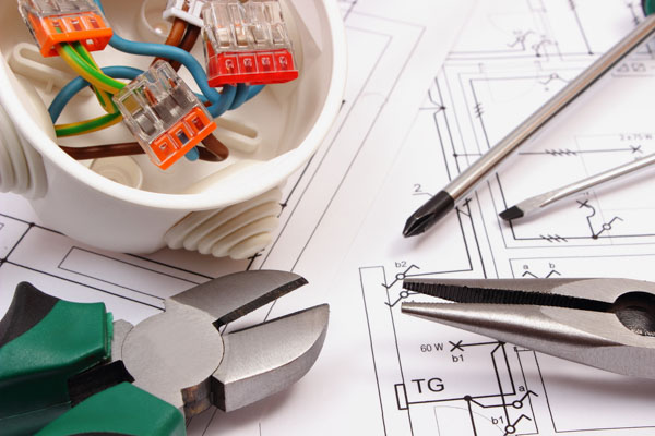 plans for structured wiring in Concord, CA