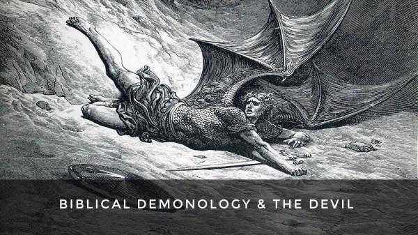 Demonology Fallen Angels Demons & Satan In Judeo