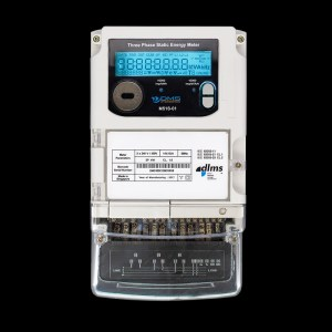Three Phase Meter M51S_01