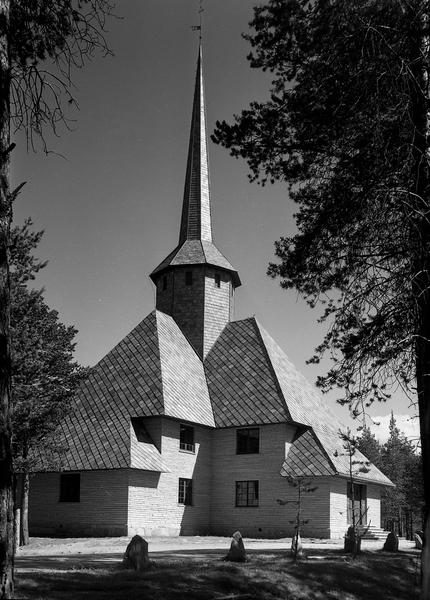 Dombås Kirke Sverresborg Trøndelag Folkemuseum