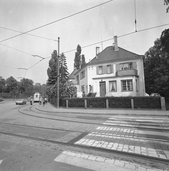 Frognerveien 55 57 Oslo Museum Digitaltmuseum