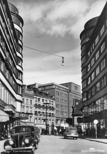 Oslo Stjerneplassen Oslo Museum Digitaltmuseum