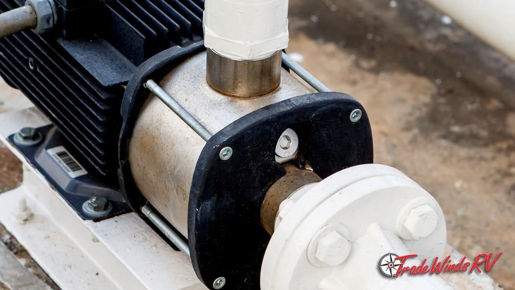 Quiet Down That Loud RV Water Pump Tradewinds RV Blog