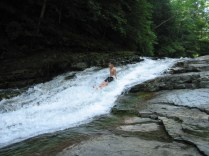 Shallow Rapids is Southern Vermont
