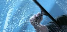 glasbewassing ramen wassen glazenwasser
