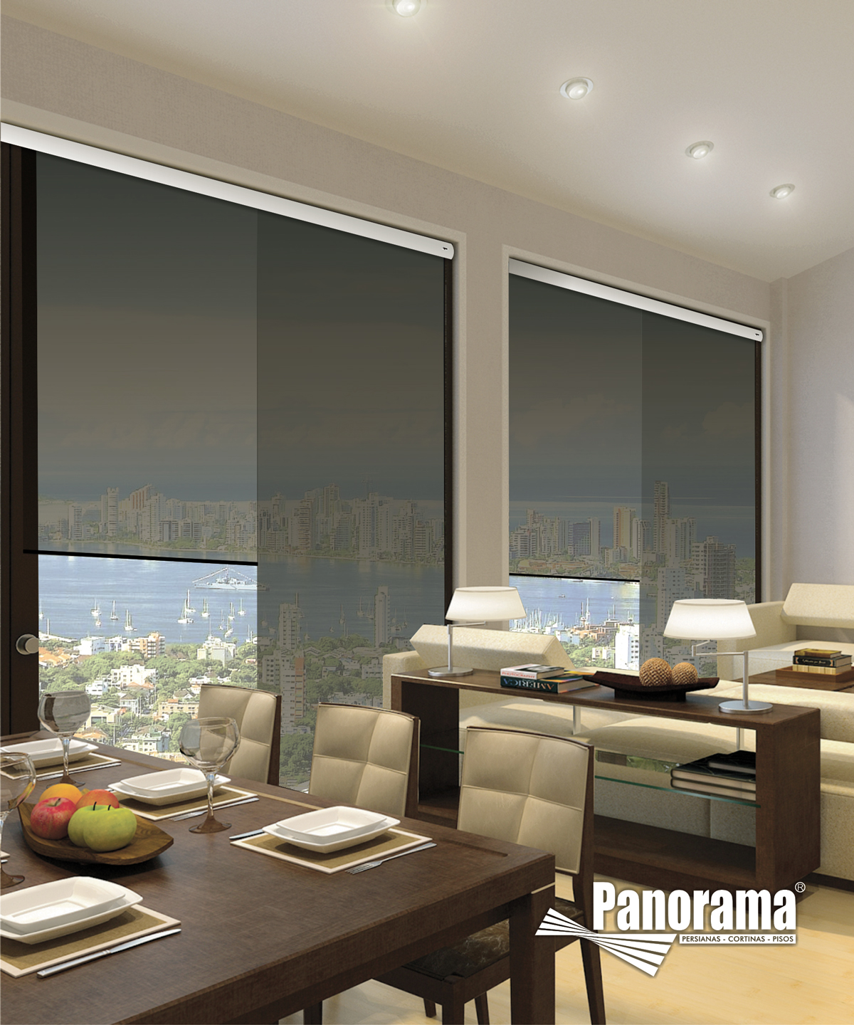Portafolio  DMS Decoracin  Cortinas persianas muebles