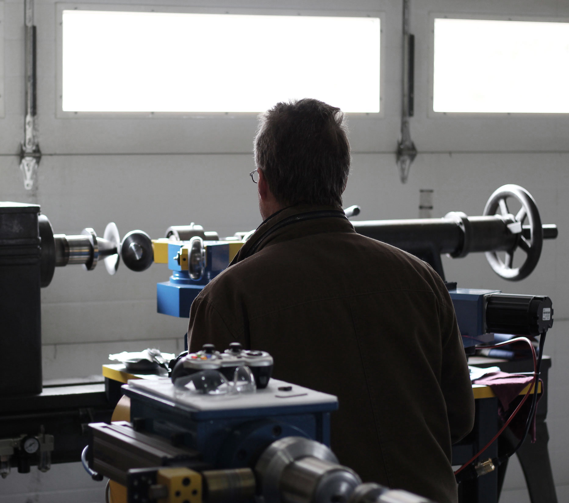 CNC Robot attachment hand spinning lathe