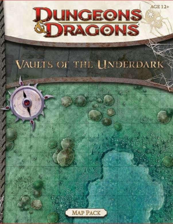Underdark Map : underdark, Vaults, Underdark, Wizards, Coast, Dungeons, Dragons, Dungeon, Masters, Guild