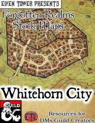 City of Phlan Forgotten Realms Stock Maps Dungeon Masters Guild Dungeon Masters Guild