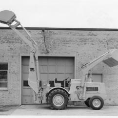1969 John Deere 140 Wiring Diagram 2007 Mazda 3 Serpentine Belt The Dynamic Dynahoe Construction Equipment Guide With 14 Ft Digging Depth Was One Of