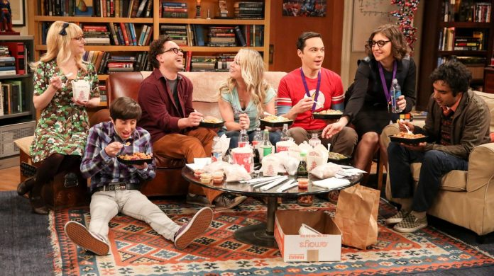 The Big Bang Theory - It all started with a Big BANG!