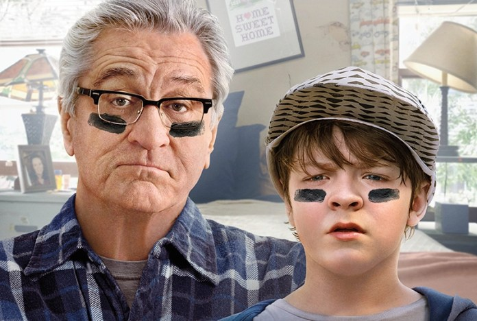 The War With Grandpa (2020) - The Wise Guys vs. The Pint Size!