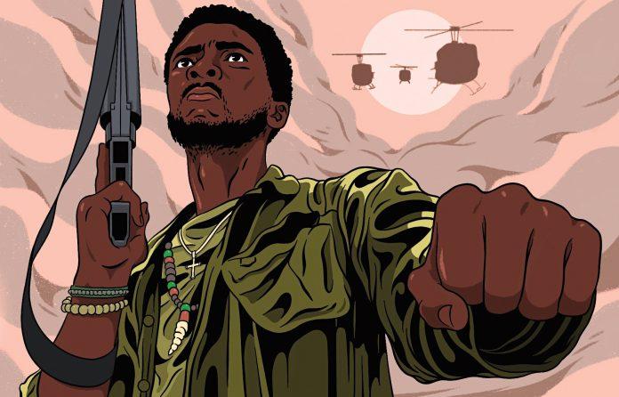 Da 5 Bloods - Chadwick Boseman's Last Performance